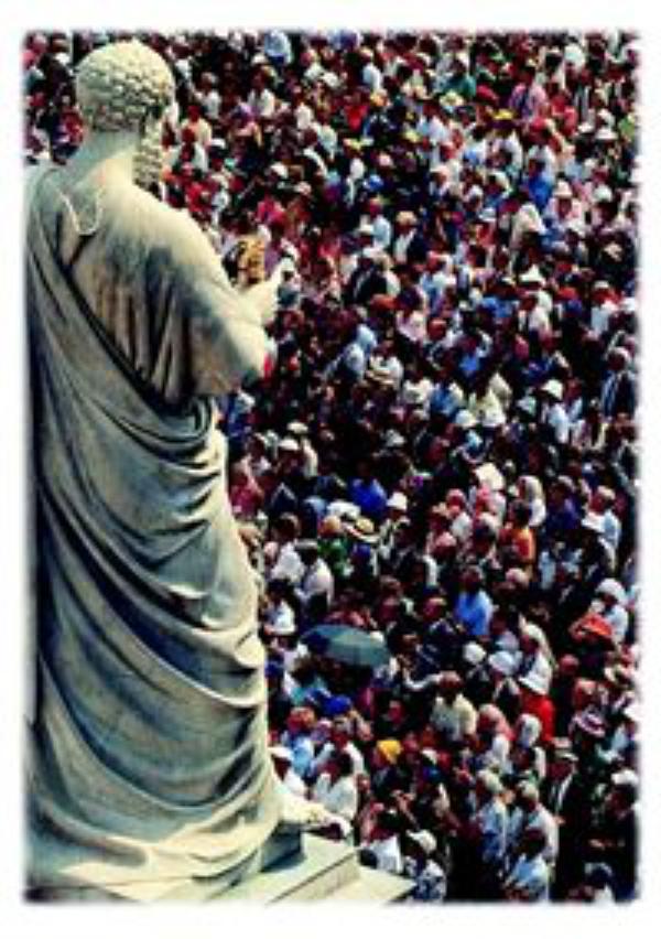 Del 3 al 10 de octubre en Roma