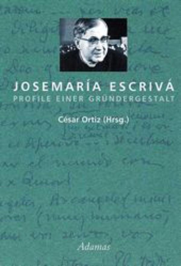 Libro conmemorativo sobre Josemaría Escrivá en Alemania