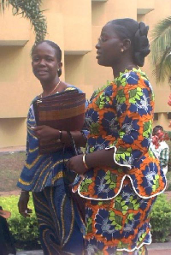 Simposio sobre el trabajo en Costa de Marfil