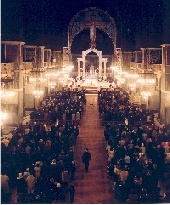 Cardinal Cormac Murphy-O'Connor presided at a commemorative mass in Westminster Cathedral, London, on January 16.