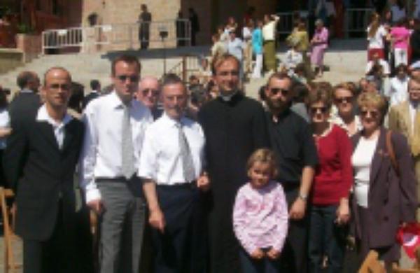 Ordenaciones sacerdotales en Torreciudad
