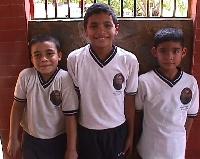 La mayoría de los alumnos provienen de San Jacinto, un barrio popular de Maracaibo.