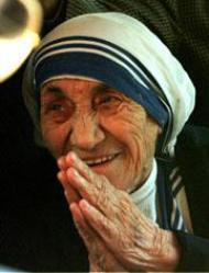 Matka Tereza a blahoslavený Josemaría