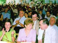 Um congresso itinerante percorre cinco capitais européias