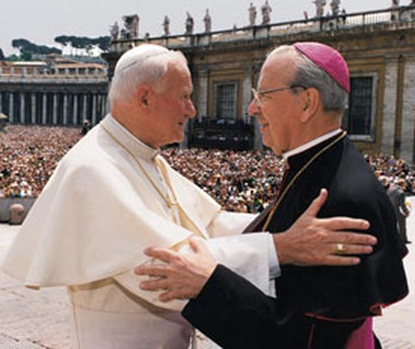 Alvaro del Portillo, der erste Nachfolger des hl. Josefmaria an der Spitze des Opus Dei, wird seliggesprochen