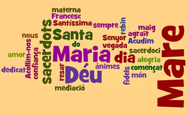 Opus Dei - Missatge del prelat (10 de maig de 2018)