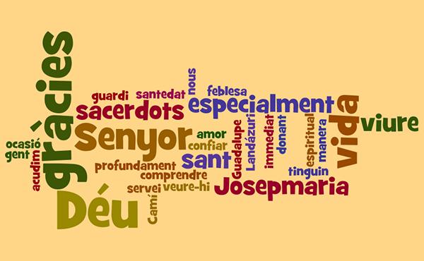 Opus Dei - Missatge del prelat (8 de maig de 2019)
