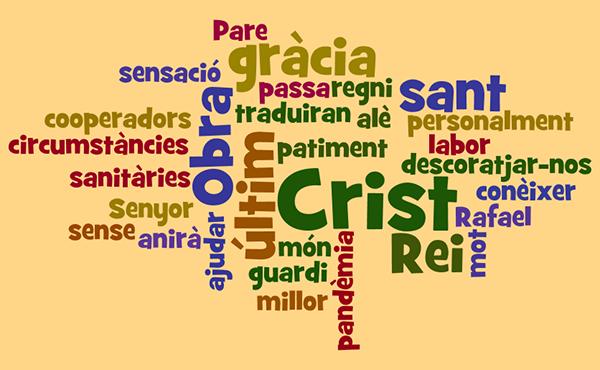 Missatge del prelat (22 de novembre del 2020)