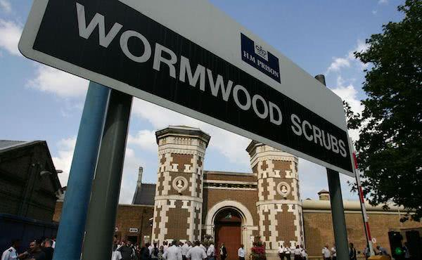 Sunday Mass in Wormwood Scrubs
