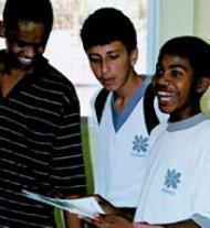 Pedreira, una escuela profesional al sur de São Paulo