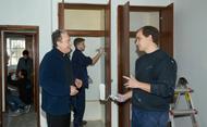 """La """"Ciudad de la Esperanza"""", en Aldaia, prepara sus instalaciones para recibir a los primeros refugiados"""