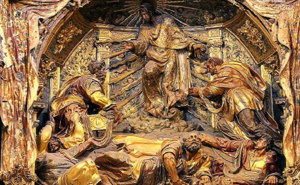 Opus Dei - La transfiguración del Señor