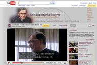 Noul canal YouTube dedicat Sf. Josemaría