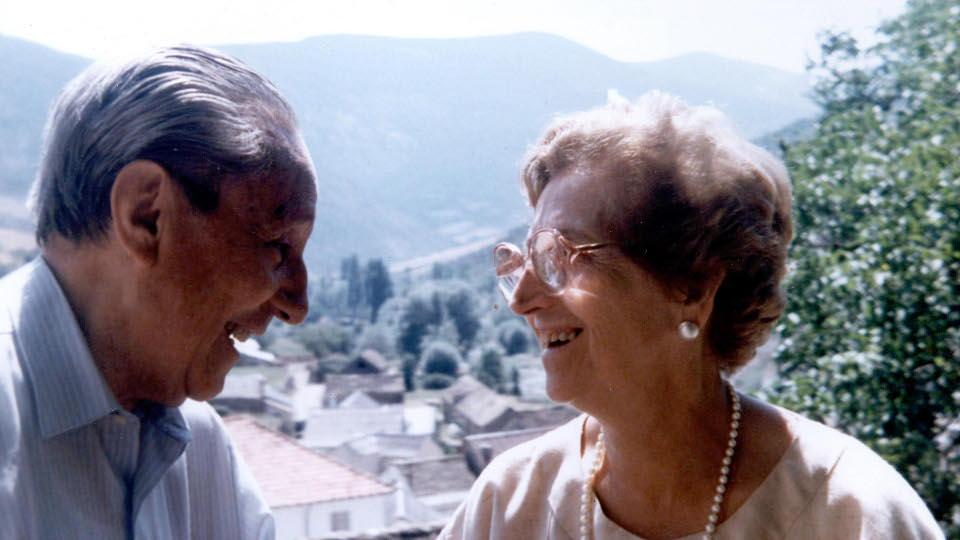 Tomás et Paquita Alvira
